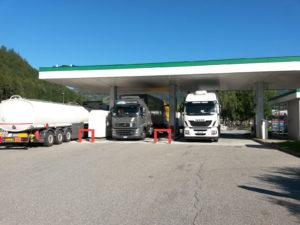 L' Autoporto di Sadobre